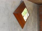 Cermin Bambu 1x1