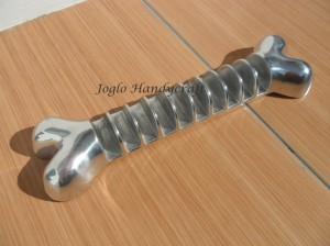 Kerajinan Aluminium Rak CD Tulang